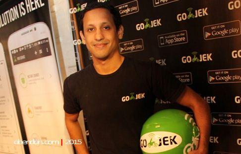 Nadiem Makarim, Gojek Indonesia, gojek, ojek jakarta