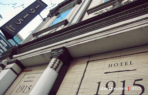 hotel 1915, hotel kuala lumpur, hotel di ampang