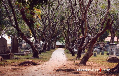 Protestant Cemetery Penang, James Richadson Logan
