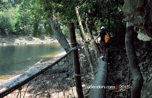Wisata tasik kenyir eco tourism atau ego tourism park for Passion jewelry taman anggrek