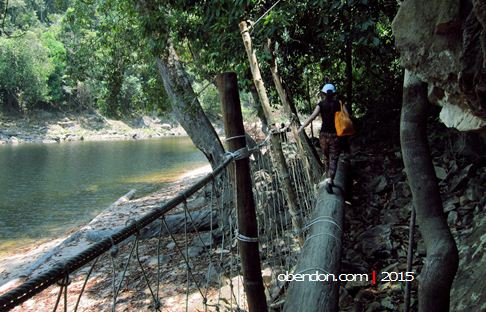 Kelah Sanctuary, Tasik Kenyir, Eco Tourism Malaysia