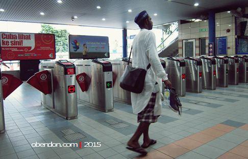 Jamek Station, Kuala Lumpur