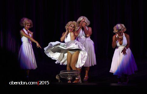 marilyn monroe, cabaret show pattaya, lady boy pattaya