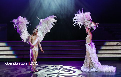 cabaret show pattaya, lady boy pattaya