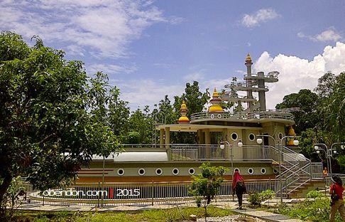 Banthe Sudhammo Mahatera, vihara ratanava arama