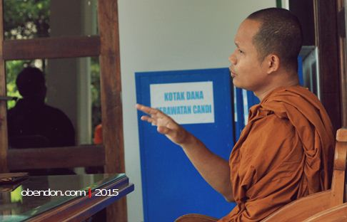 banthe priyadhiro, bhikku lasem, vihara ratanava arama