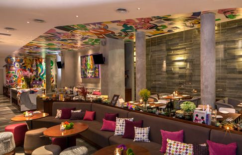 restaurant Roca, restoran artotel