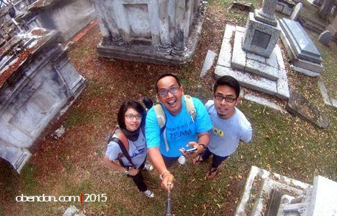 protestant cemetery penang, destinasi wisata penang