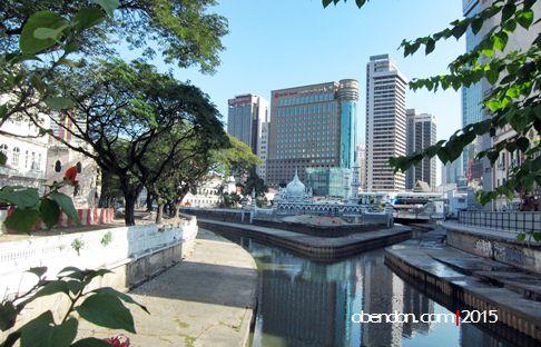 gombak river, kelang river, the history of Kuala Lumpur