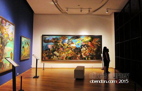 lukisan diponegoro terluka, lukisan diponegoro, hendra gunawan