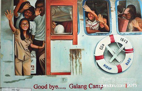 pulau galang, pengungsi vietnam