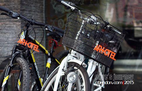 sewa sepeda artotel