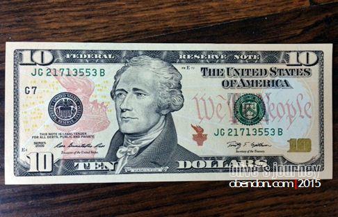us change image $10, alexander hamilton, terengganu
