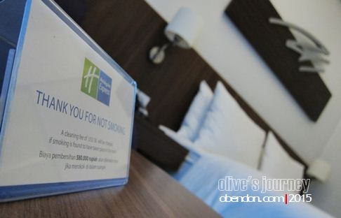 holiday inn pluit, holiday inn express, hotel murah jakarta