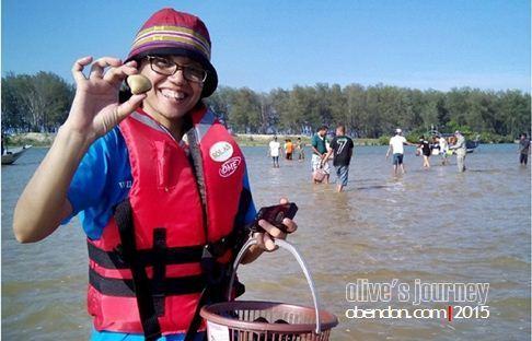 kutip kepah, destinasi wisata malaysia, terengganu, squidjigging