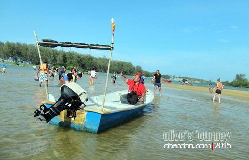 kuala terengganu, squidjigging, destinasi wisata malaysia