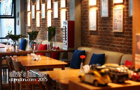 morning glory cafe, cafe ivory, hotel ivory, cafe di bandung