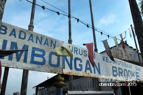 brooke dockyard, heritage kuching