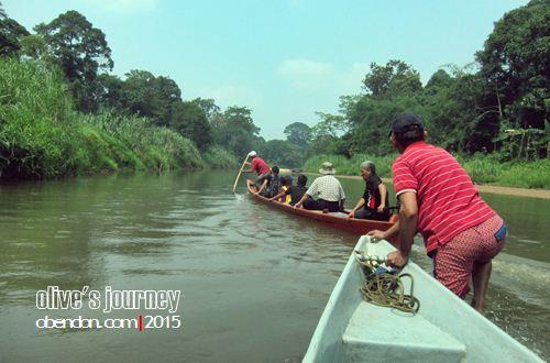 kampung melayu tebekang, sungai batang kayan, river cruise malaysia