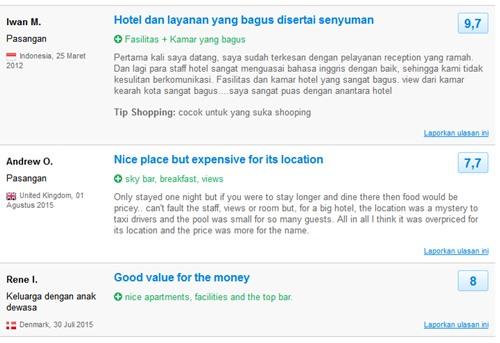 anantara sathorn, booking hotel agoda, hotel di bangkok