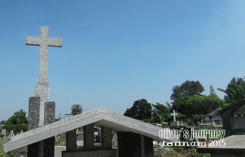 kuburan pandu bandung, makam kristen pandu, makam schoemaker