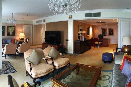 royal room shangrila kuala lumpur, hotel di kuala lumpur, ruang kerja jokowi