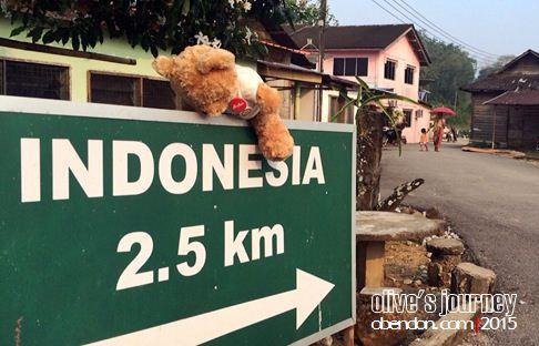 travel beruang, lily riani, kampung mongkos, dayak bidayu serawak, wisata serawak