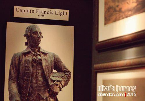 francis light, sejarah penang