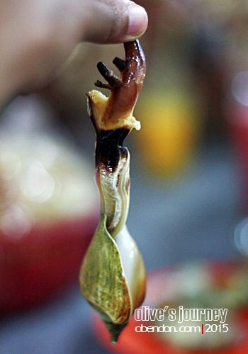 gonggong, kuliner batam