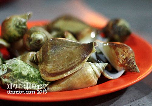 kuliner batam, gonggong