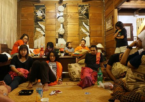 travel bloggers indonesia. villa la lita, tbi gathering