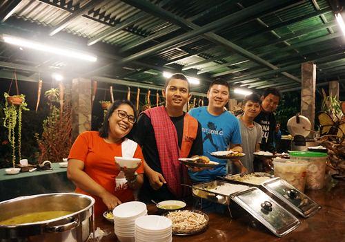 vila la lita, travel bloggers indonesia. tbi gathering