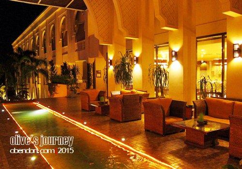 the pade hotel, hotel di banda aceh