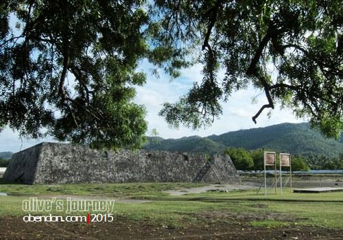 benteng indra patra, sejarah benteng di aceh