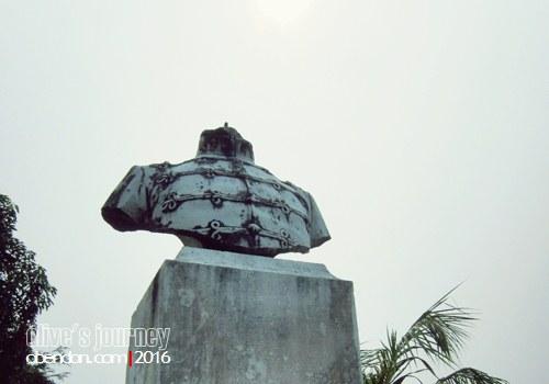 F. Darlang, kerkhof peutjoet, kuburan belanda di banda aceh