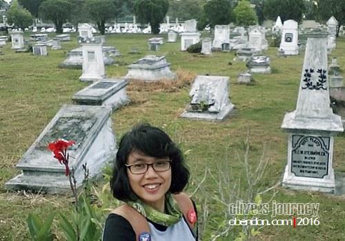 kerkhof peutjoet, kuburan belanda di banda aceh