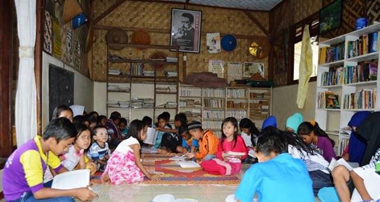 Taman Baca Multatuli, Anak-anak Multatuli Ciseel, Max Havelaar