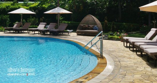 hotel shangrila surabaya, hotel di surabaya, kolam shangrila, destinasi wisata surabaya