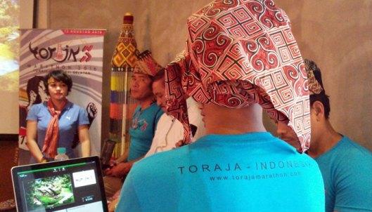 toraja marathon, toraja marathon 2016, trek lari toraja, sport tourism toraja, destinasi wisata toraja