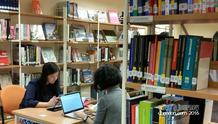 Bibliothek Goethe-Institut, perpustakaan Goethe, menyunting wikipedia, panduan wikipedia