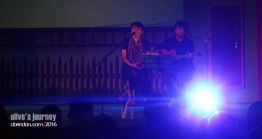 AriReda, Reda Gaudiamo, Ari Malibu, MIWF2016, Makassar International Writers Festival, Fort Rotterdam