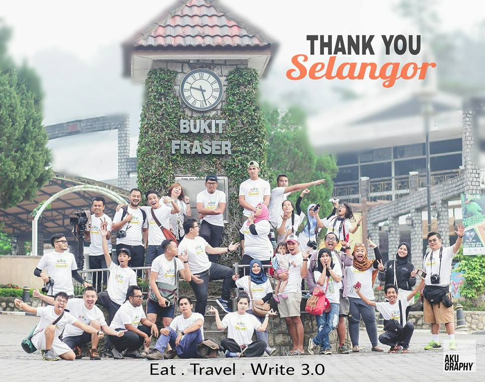 eat travel write, discover selangor, fraser's hill