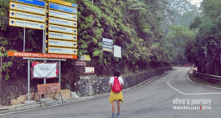 fraser's hill, bukit fraser, discover selangor, eat travel write, explore selangor, resrot di fraser's hill