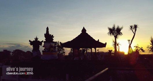 the one legian, hotel di legian, review hotel di bali, hotel di dekat kuta, sky pool party