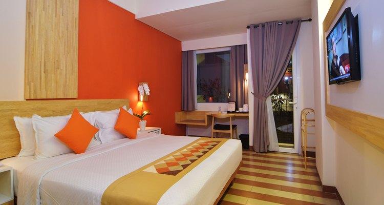 the one legian, hotel di legian, review hotel di bali, hotel di dekat kuta