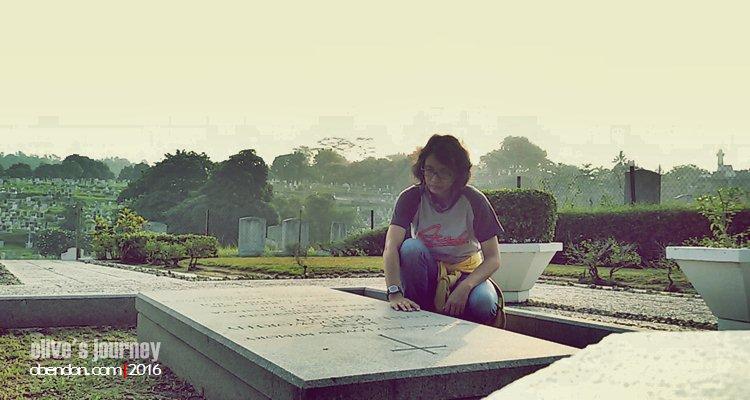 cheras cemetery, cheras war cemetery, henry gurney, commonwealth war grave cemetery, tukang kuburan