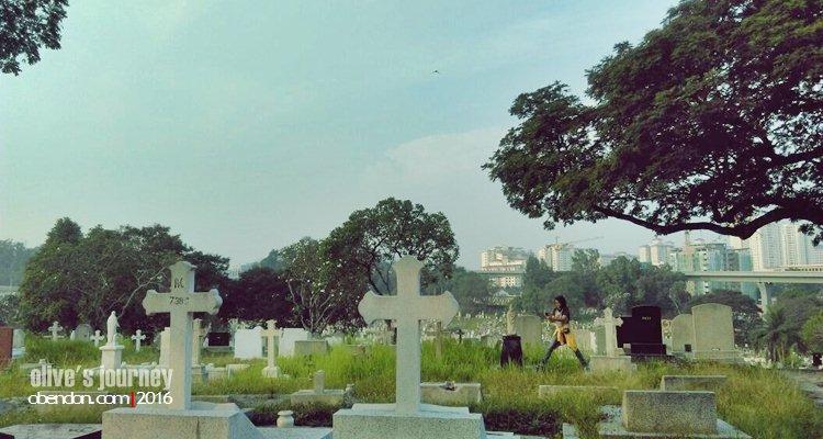 cheras cemetery, cheras war cemetery, henry gurney, commonwealth war grave cemetery