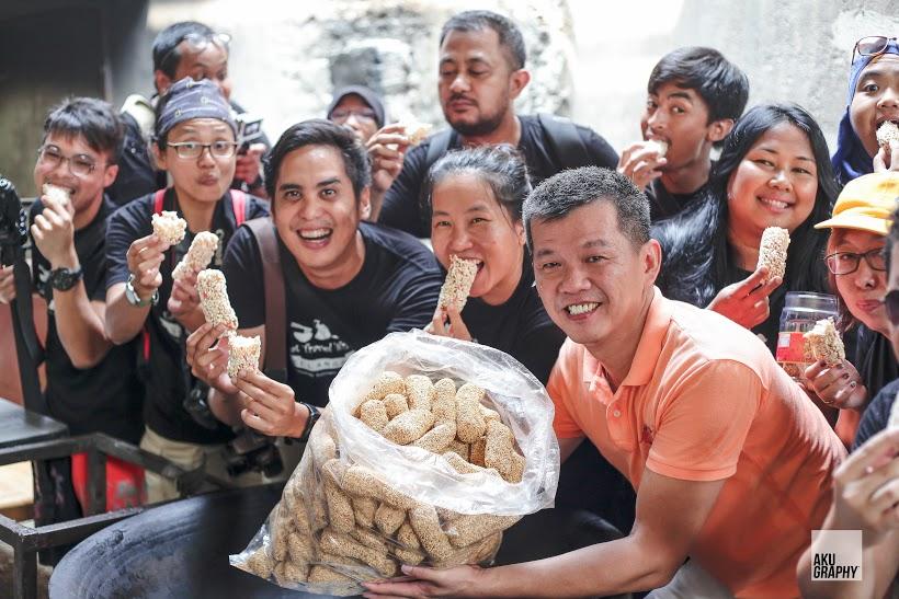 Sun Sun Nam Cheong, kuliner kuala kubu bharu, eat travel write, heritage city selangor, visit hulu selangor 2017, Swee Len Food Industries, Kampung Bukit Chandang