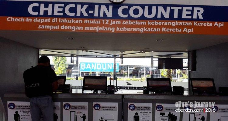 kaigreetings, kereta api indonesia, ka argo parahyangan, kereta jakarta bandung, check in kereta