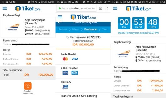 ka argo parahyangan, kereta jakarta bandung, beli tiket kereta online